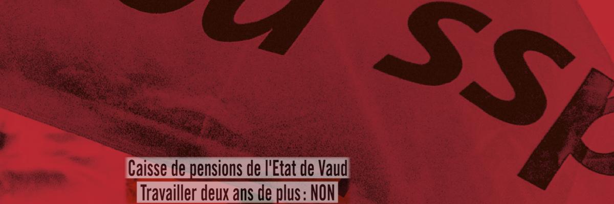 Caisse de Pensions de l'Etat de Vaud (CPEV)